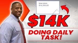 How I Made Over $14,000 From My Phone Doing Simple Task |SSM