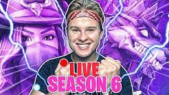 *NEW* FORTNITE SEASON 6 LIVE!! - Royalistiq Fortnite Livestream (Nederlands)