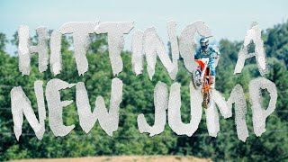 How to do a Jump for the first time || Motocross Private Lesson Episode 38