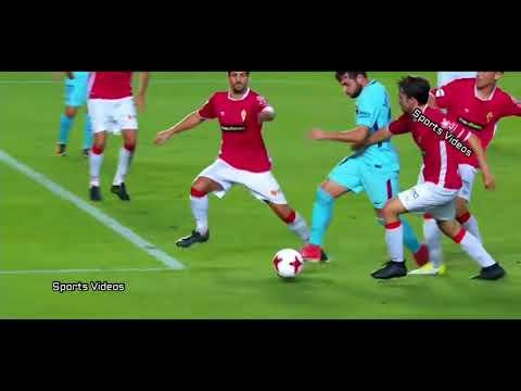 José Arnaiz VS Real Murcia 2017/2018 Copa del Rey
