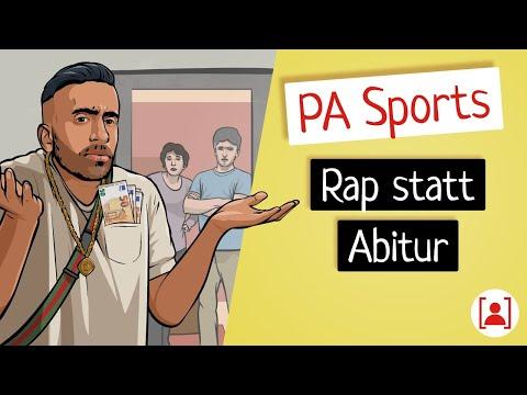 Bevor PA Sports berühmt wurde… | KURZBIOGRAPHIE