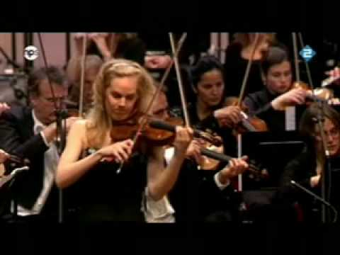 Simone Lamsma: Shostakovich Violin Concerto No.1 4th Movement (Burlesque)