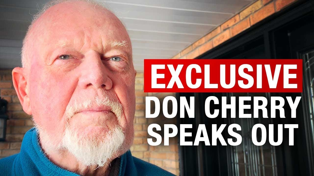"Don Cherry SPEAKS OUT: Getting fired, Ron MacLean, and being ""a right-winger"" 