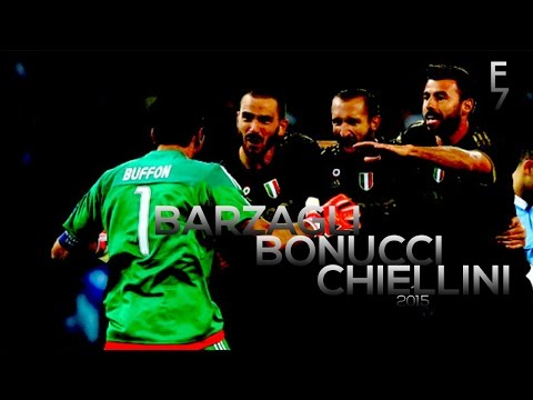 Barzagli Bonucci Chiellini - Unbreakable - 2015 HD