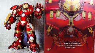 King Arts《DFS012》 1/9 Diecast Action Hulkbuster mk44 浩克毀滅者 開箱