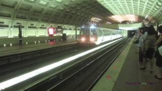 The Metro in Washington DC