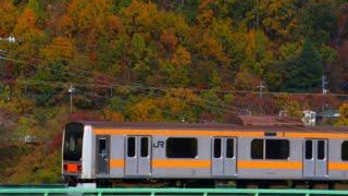【JR東日本】209系1000番台 中央線試運転