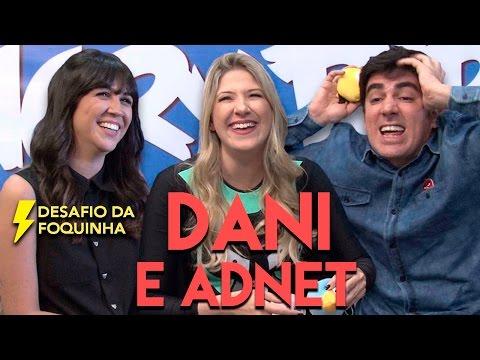 DESAFIO DA IMITAÇÃO ft. Adnet e Dani Calabresa | Foquinha