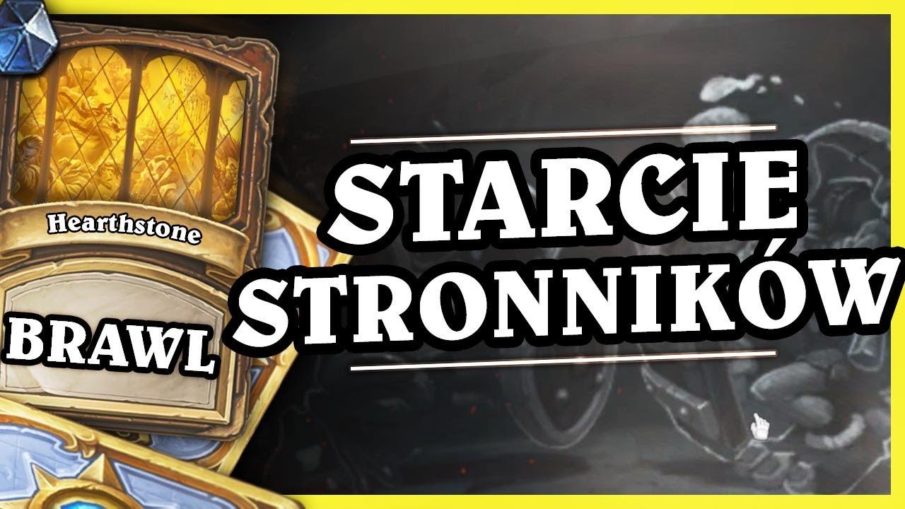 STARCIE STRONNIKÓW – Hearthstone Brawl