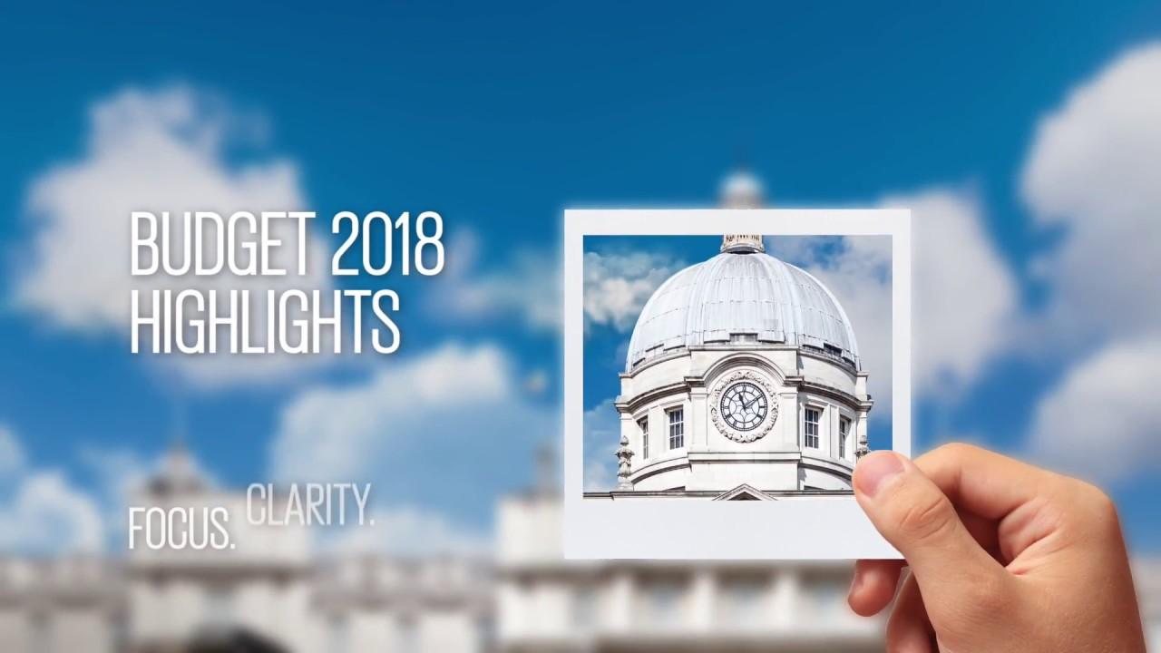 budget 2018 highlights and opportunities kpmg | ewgraslinfo cf