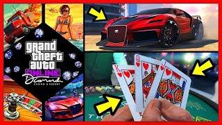 GTA 5 Online: ОБНОВЛЕНИЕ «Казино & Отель Diamond» / ДЕТАЛЬНЫЙ РАЗБОР ОФИЦИАЛЬНОГО ТРЕЙЛЕРА! / 1.47