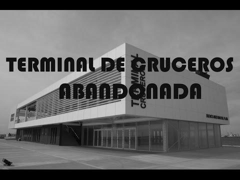 Terminal de Cruceros Abandonada!! - Mar del Plata #7 - XAM