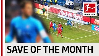 Save Of The Month January: The Winner Is…