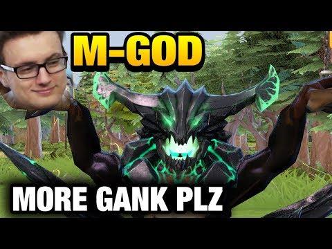 Miracle- Gank Him More Please [OD] Dota 2