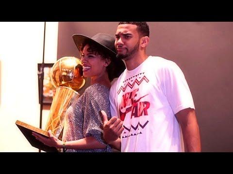 Cory Joseph Brings NBA Championship Trophy Back Home! | On Point Basketball
