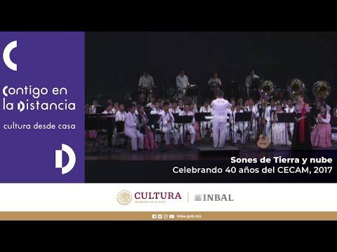 Sones de tierra y nube. Celebrando 40 años del CECAM / Palacio de Bellas Artes.