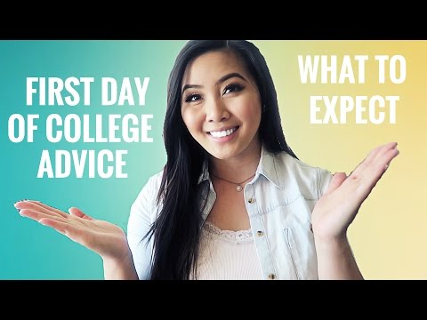 my first day in college for First-year challenges  college parents can help first-year students overcome challenges  his health, his day to day existence.
