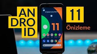 Android 11 Beta'nın Beta'sı!