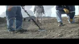 Northern Nevada Gold Strike with Gold Bug 2 Metal Detector