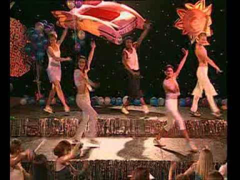 Agadoo Dance Lesson