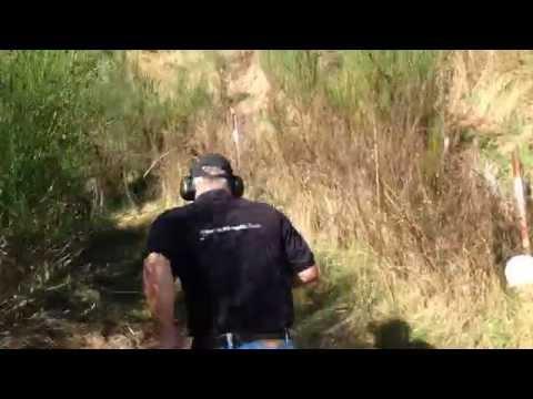 Shotgun alley Taupo Pistol Club