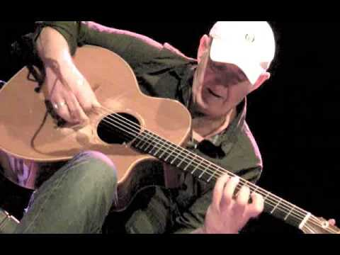 JAN AKKERMAN 'HOCUS POCUS', SOLO ACOUSTIC GUITAR 2009