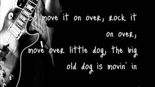 George Thorogood & The Destroyers - Move It On Over (lyrics)