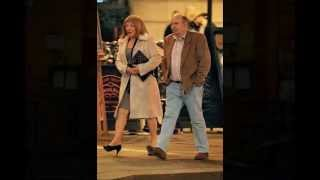 Kellie Maloney dinner with a male friend Video
