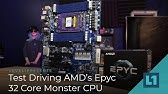 Our Most Epyc CPU Tests Yet! The AMD Epyc 7371 On The