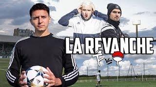 UCHIWA VS TIF | LA REVANCHE !!!