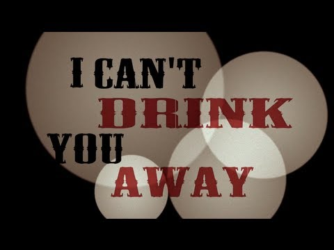 Drink You Away - Justin Timberlake (Lyric Video)