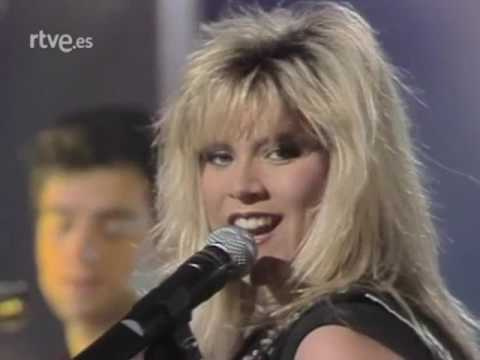 SAMANTHA FOX I Surrender To The Spirit Of The Night TVE 1987