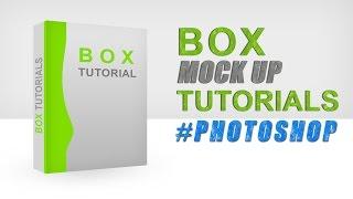 BOX MOCKUP TUTORIAL IGNITE PRODUCTION LEARN PHOTOSHOP