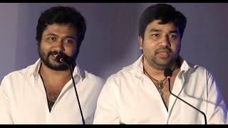 Mirchi Shiva Comedy Speech at Masala Padam Movie Audio Launch | Bobby Simha