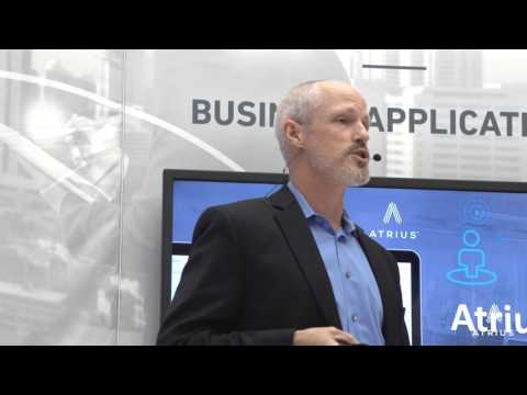 Part 2: Live at LightFair 2017!  Revealing Atrius and Creating Brilliant Experiences