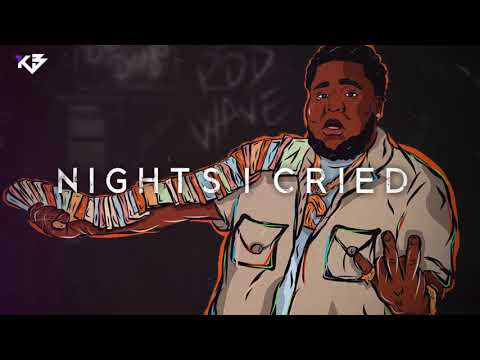 """Nights I Cried"" (2020) - Rod Wave Type Beat X YFN Lucci / Emotional Piano Rap Instrumental"
