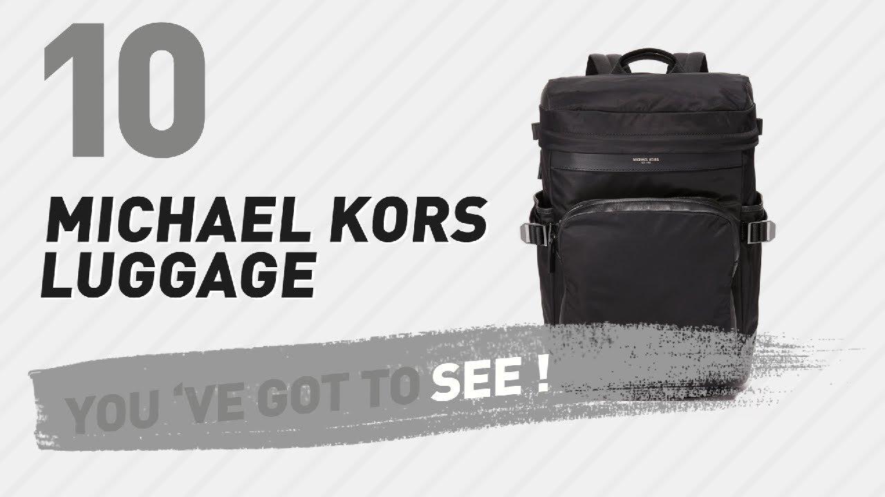63e7b32881b7ff Michael Kors Luggage, Best Sellers Collection // Men's Fashion Designer Shop
