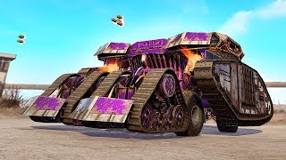 When You Make THE BEST BUILD Ever Even Better in Crossout