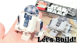 LEGO Star Wars: R2-D2 30611 to be May the 4th Promo Polybag ...