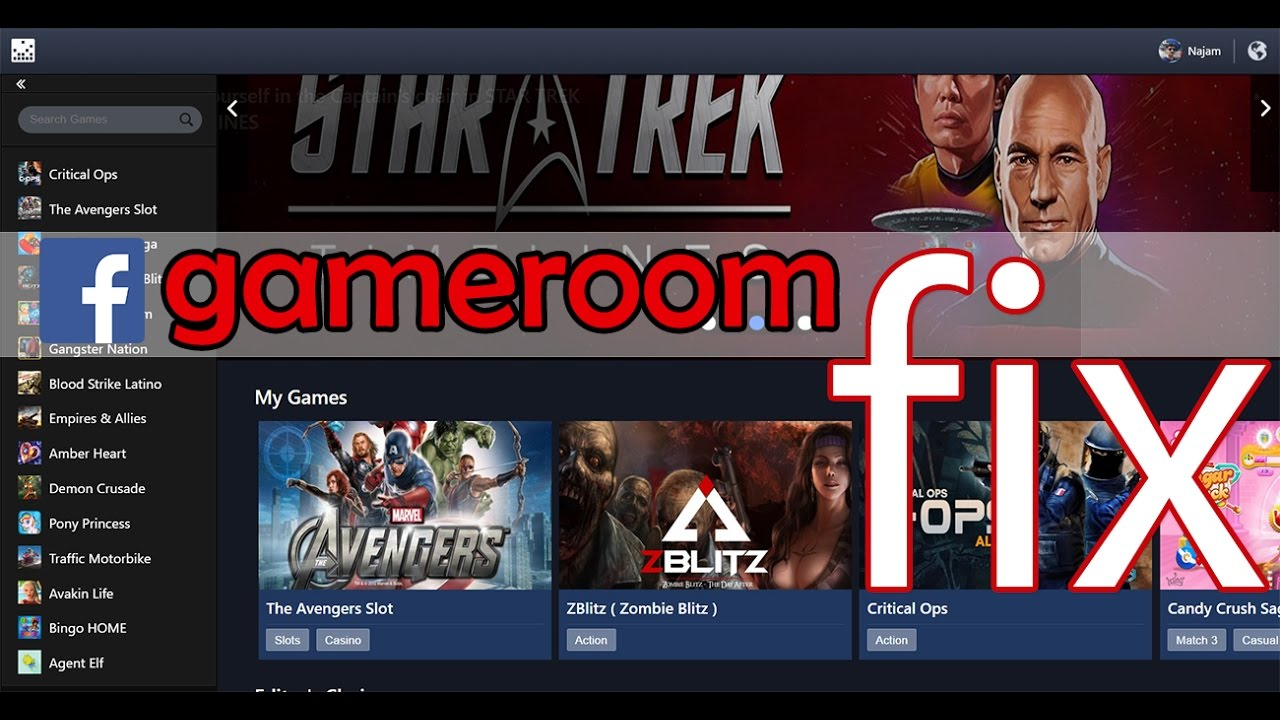 How Do I Uninstall Facebook Game Room