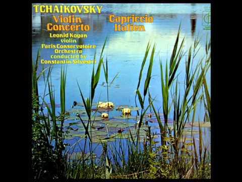 концерт для скрипки чайковский mp3