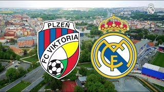 Viktoria Plzen vs Real Madrid | 0 - 5