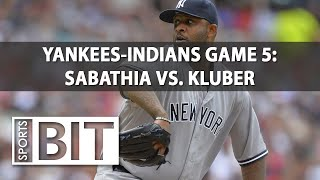 New York Yankees at Cleveland Indians | Sports BIT | MLB Picks