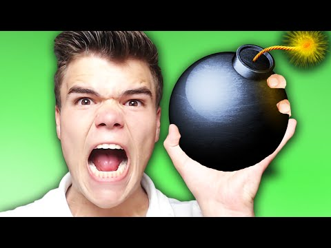 MAN WITH A BOMB! (GMod Funny Moments)