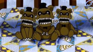 - Комикс Анимация Милые Ночи в Фредди 4 не моё видео