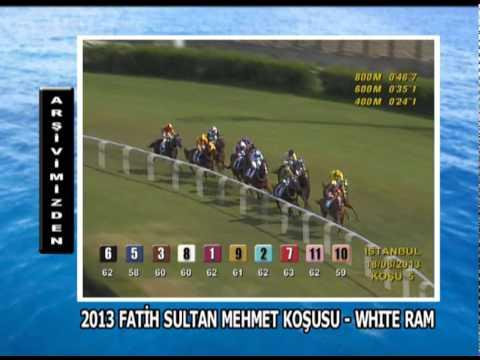 Fatih Sultan Mehmet Koşuları (Grup - 1)