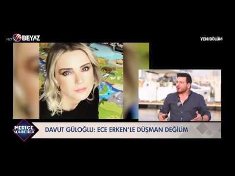 Davut Güloğlu'ndan 'Ece Erken' açıklaması