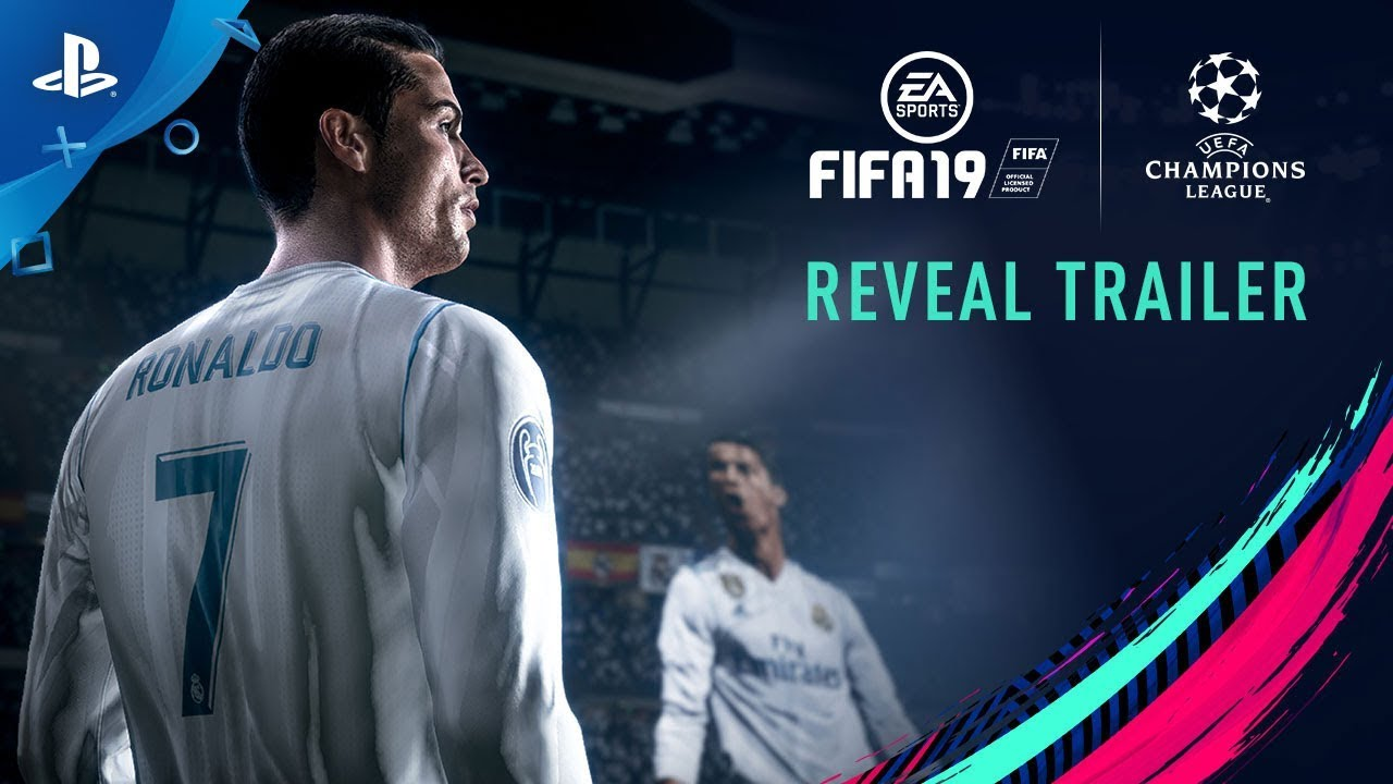9f55b90f57 FIFA 19 - E3 2018 UEFA Champions League Reveal Trailer