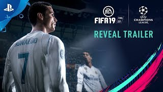 Fifa 19 - e3 2018 uefa champions league reveal trailer | ps4