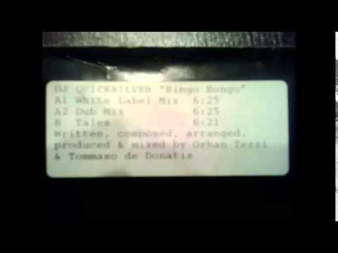 DJ Quicksilver - Bingo Bongo  ( Tales )